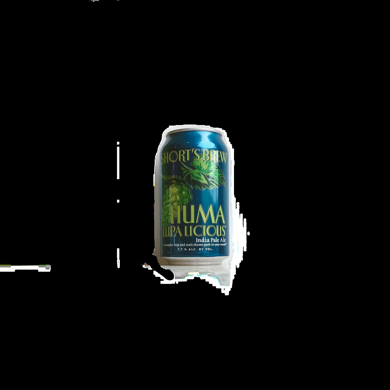Shorts Brew Huma Lupa Licious