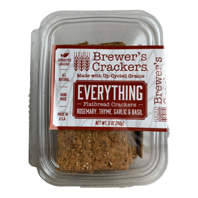 BREWERS CRACKERS everything