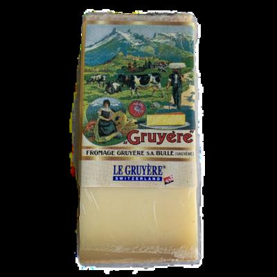 Gruyere 8 oz. pre cut
