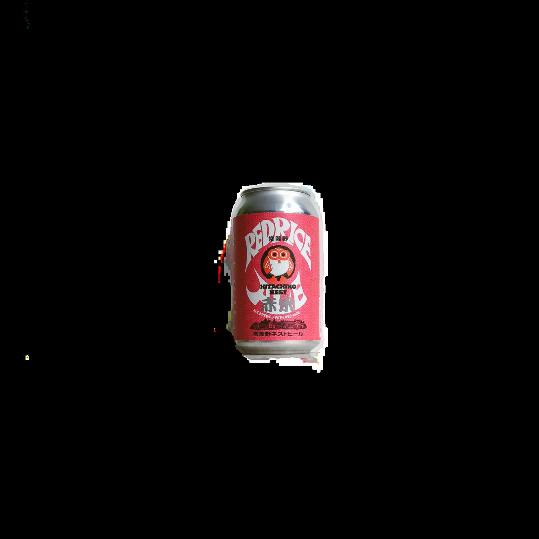 Hitachino Red Rice Ale
