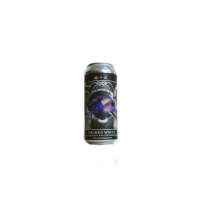 Ghost Brewing Company Sacred Wheel