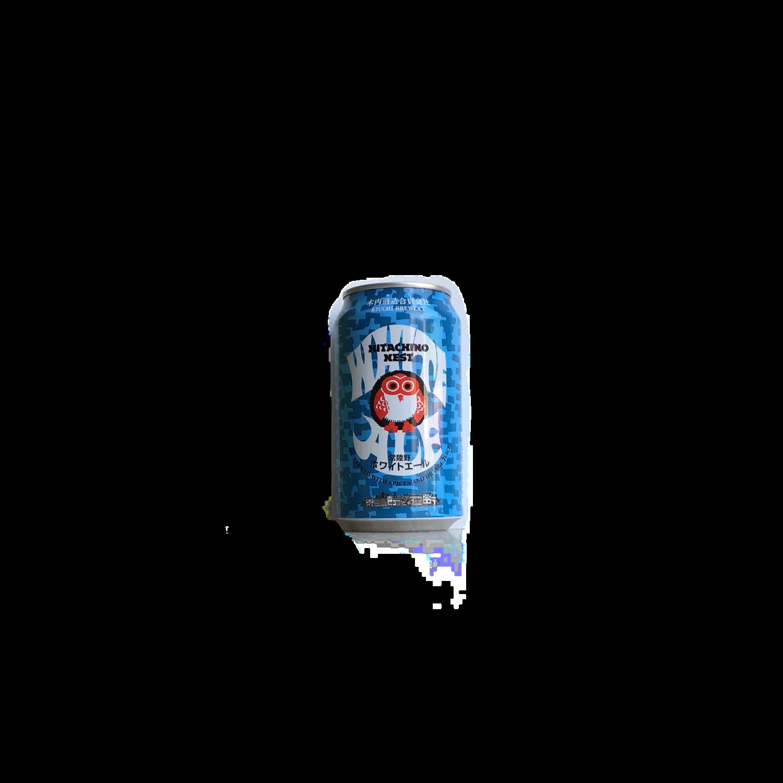 CANS Hitachino Nest White Ale