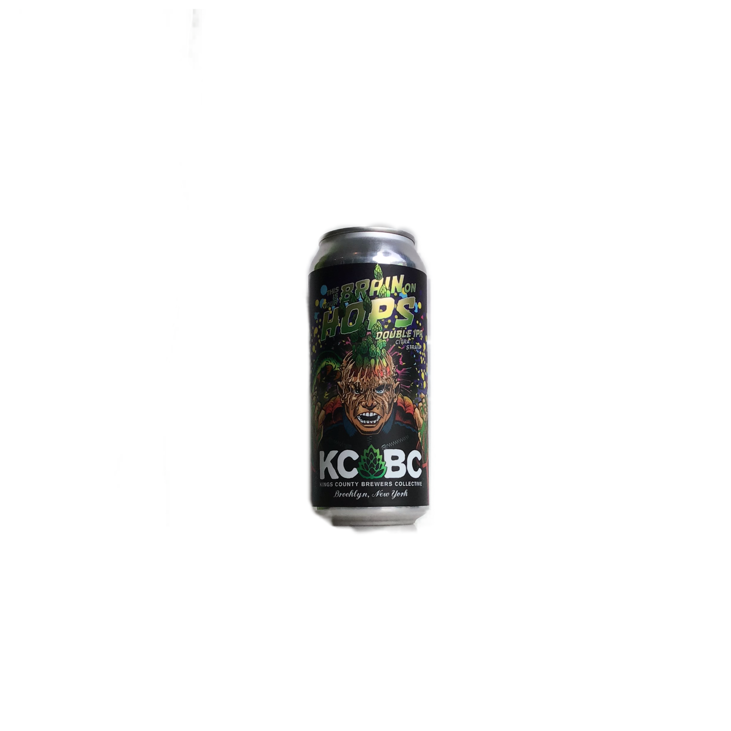 KCBC This is Your Brain on Hops
