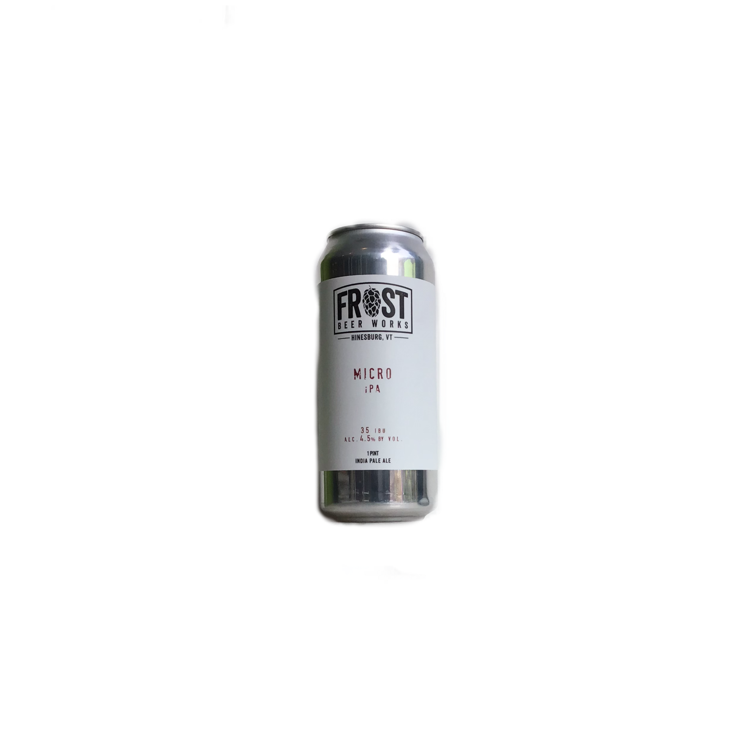 Frost Beer Works Micro IPA
