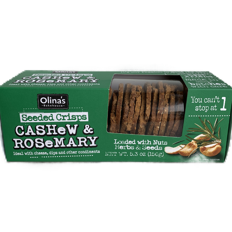 OLINAS cashew & rosemary