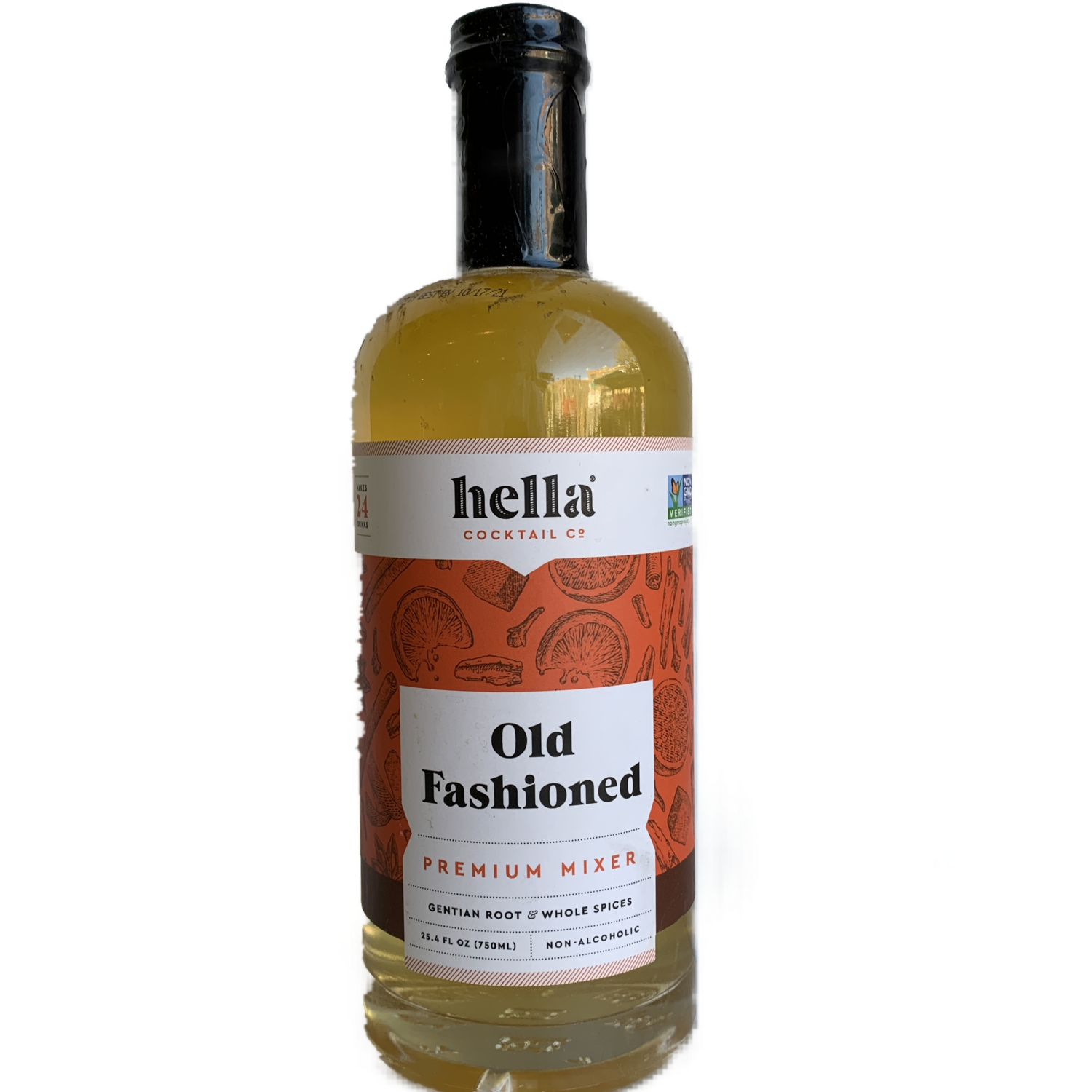 HELLA COCKTAIL old fashioned