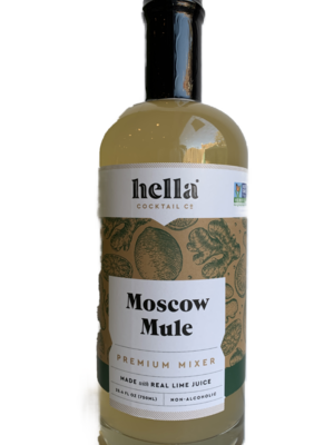 HELLA COCKTAIL Moscow mule