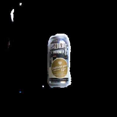 Uneticke Pivo Nefiltrovane 12