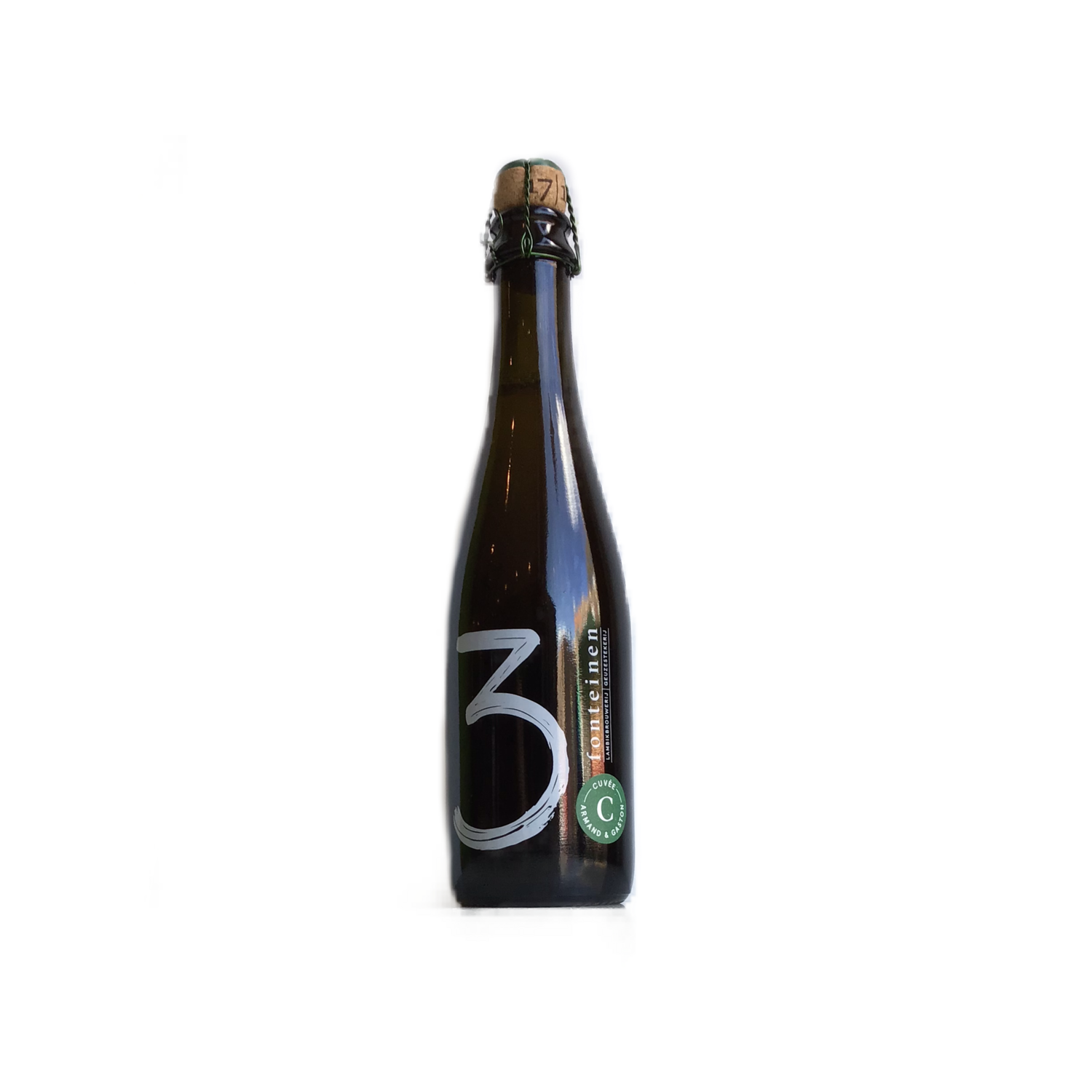 (LIMIT 1) SMALL Drie Fonteinen Cuvee Armand and Gaston