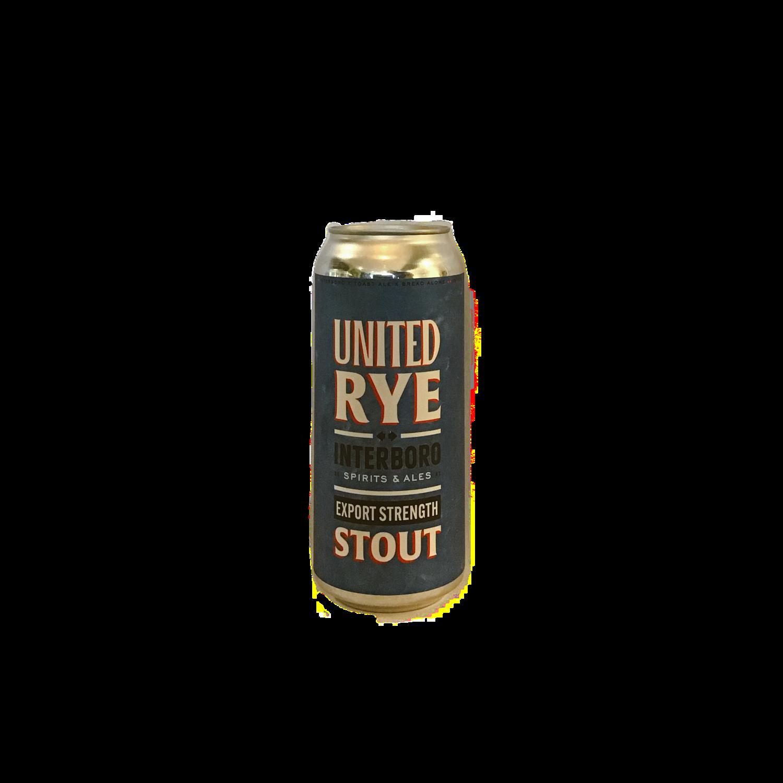 Interboro United Rye