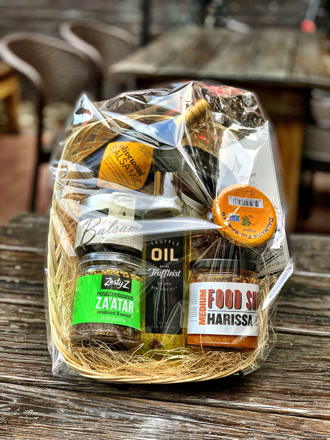 Gift Basket, You Pick