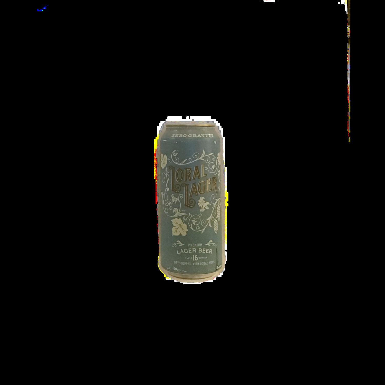 Zero Gravity Loral Lager