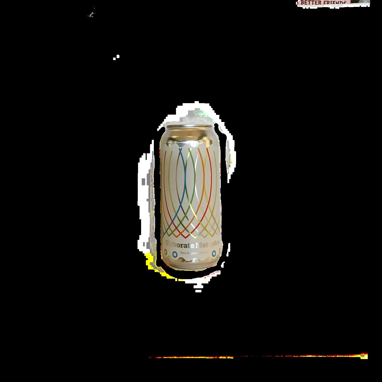 Burlington Beer Co Elaborate Metaphor