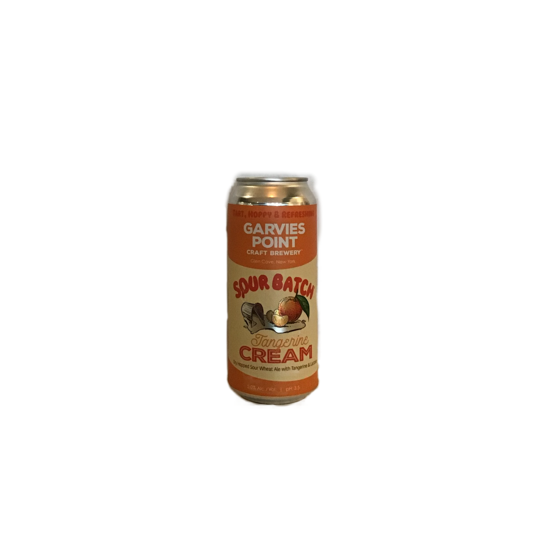 Garvies Point Sour Batch Tangerine Cream