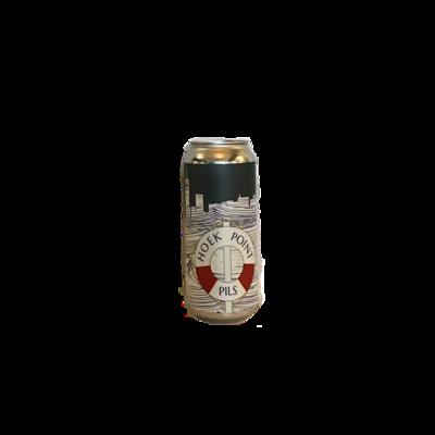 Keg and Lantern Hoek Point Pils