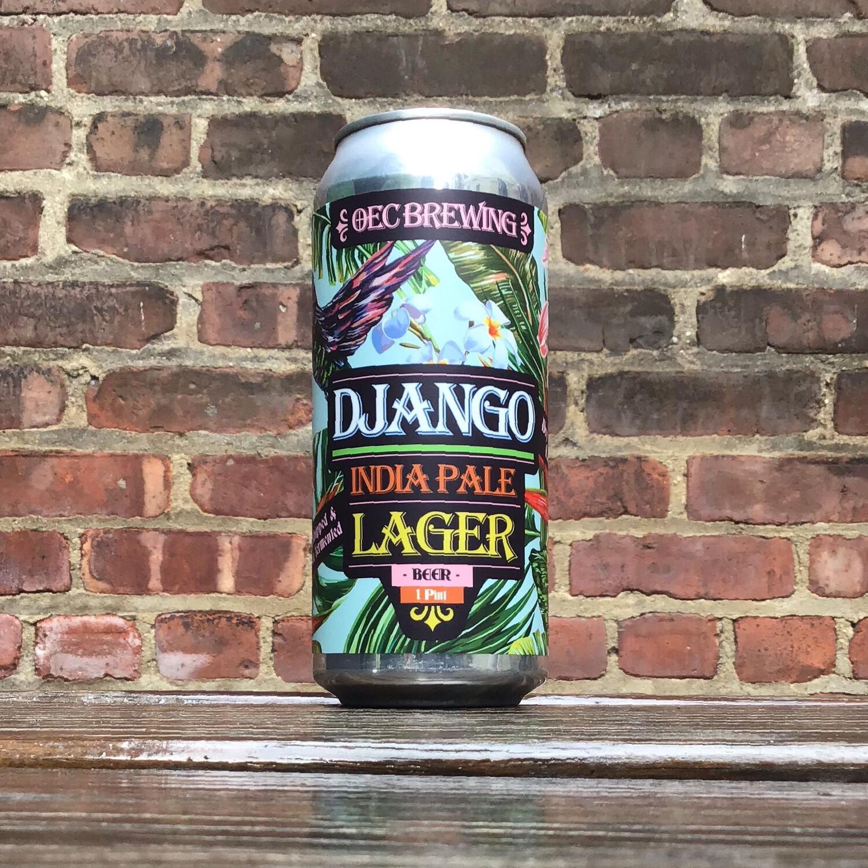 OEC Brewing Django