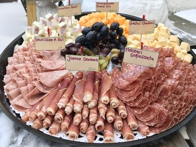 PLATTER I Want it All Meat and Cheese