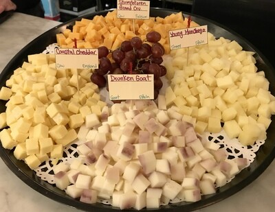 PLATTER Large Cheese