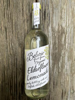 Belvoir Elderflower Lemonade LARGE