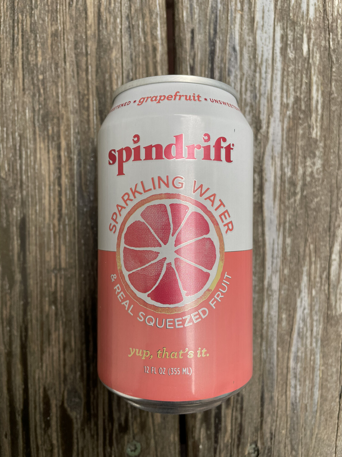 Spindrift Grapefruit