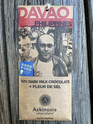 ASKINOSIE Philippines fleur de sel