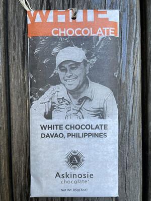 ASKINOSIE white chocolate