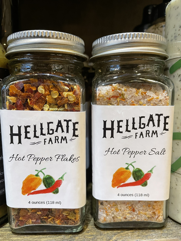 Hellgate Farm Hot Pepper Flakes