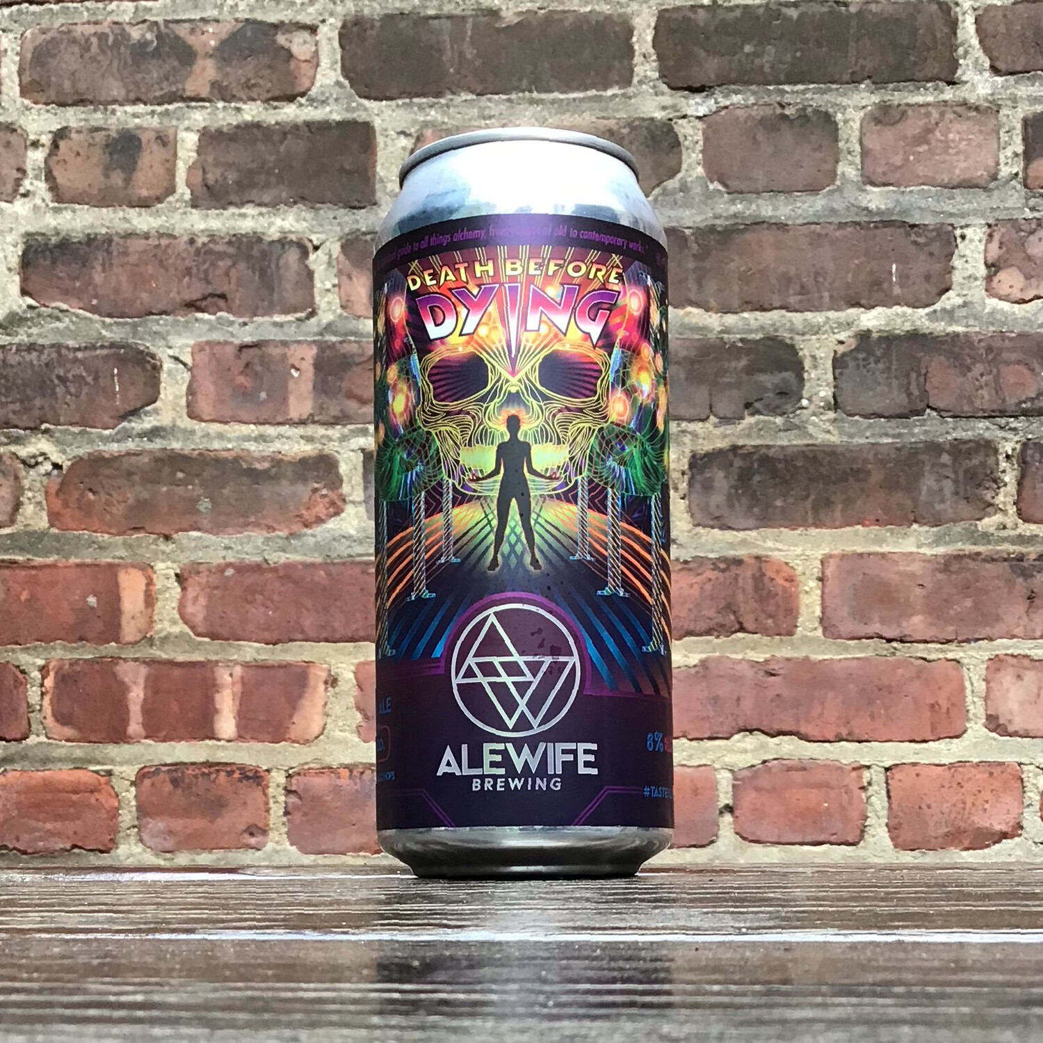 Alewife Death Before Dying