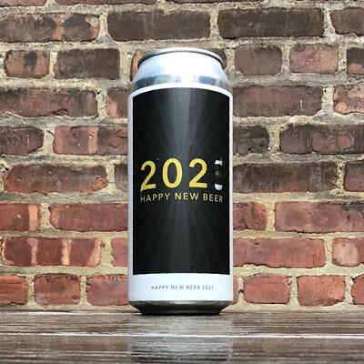 Evil Twin NYC Happy New Beer 2021