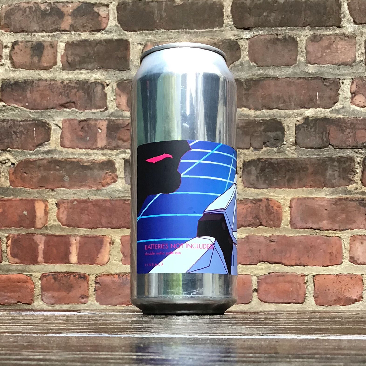 Finback Batteries Not Included