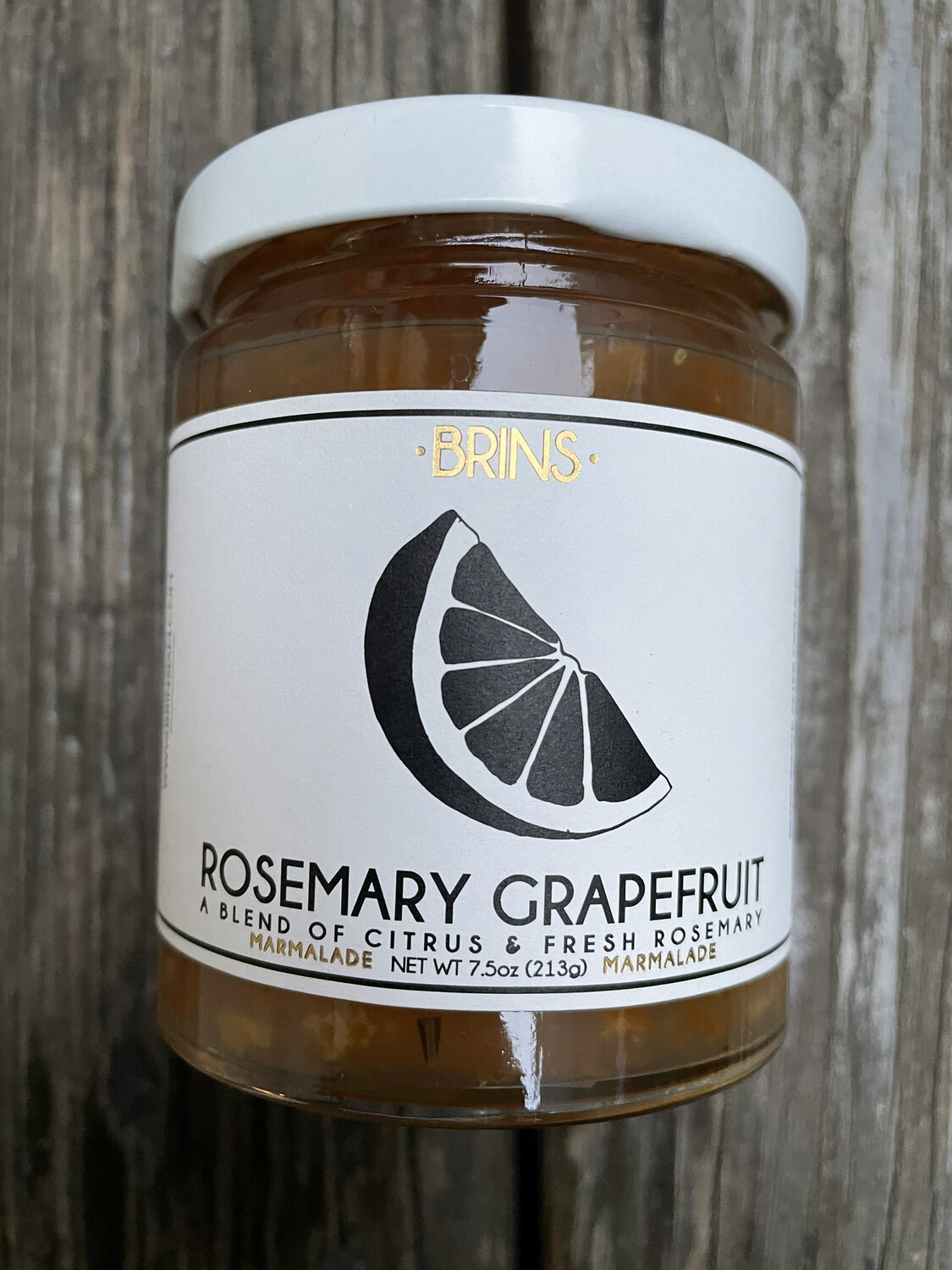 BRINS rosemary grapefruit