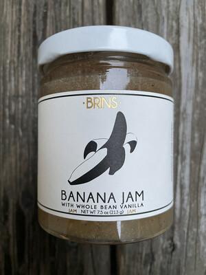 BRINS banana jam