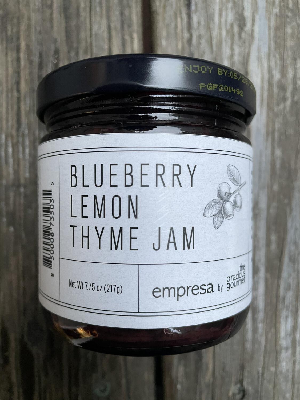 Empresa Blueberry Lemon Thyme jam
