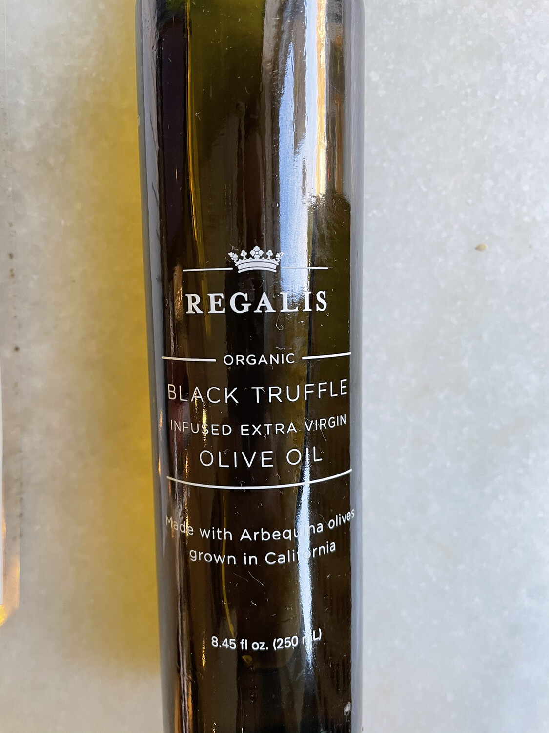 REGALIS organic black truffle oil 250mL