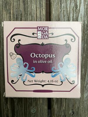 DA MORGADA octopus in olive oil