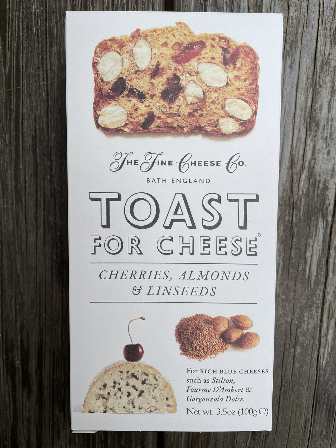 TOAST FOR CHEESE Cherries