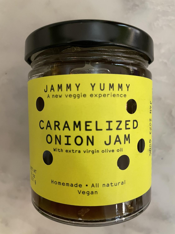 JAMMY YUMMY Caramelized Onion Jam 8oz.