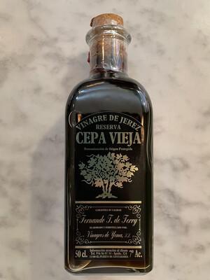 CEPA VIEJA vinagre de jerez reserva 500 ml
