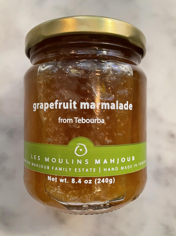 MAHJOUB grapefruit marmalade