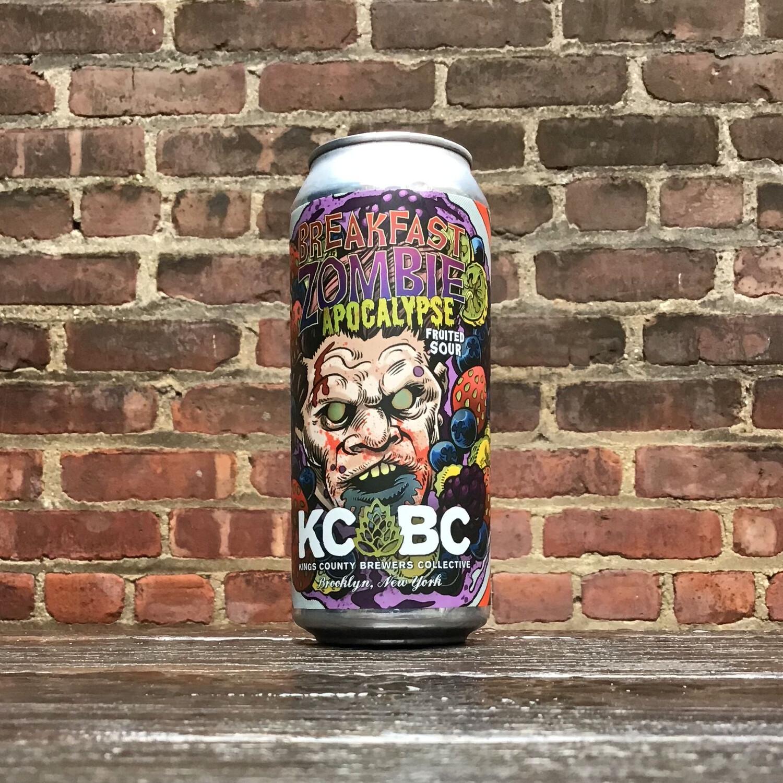 KCBC Breakfast Zombie Apocalypse
