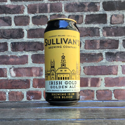 Sullivans Irish Gold Golden Ale