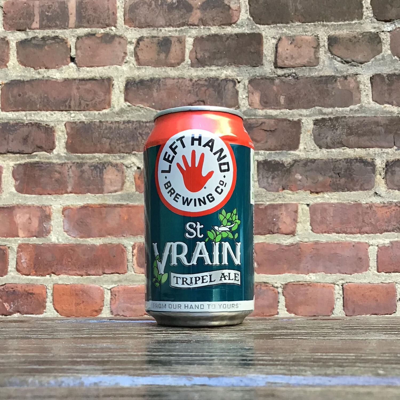 Left Hand St Vrain Tripel Ale