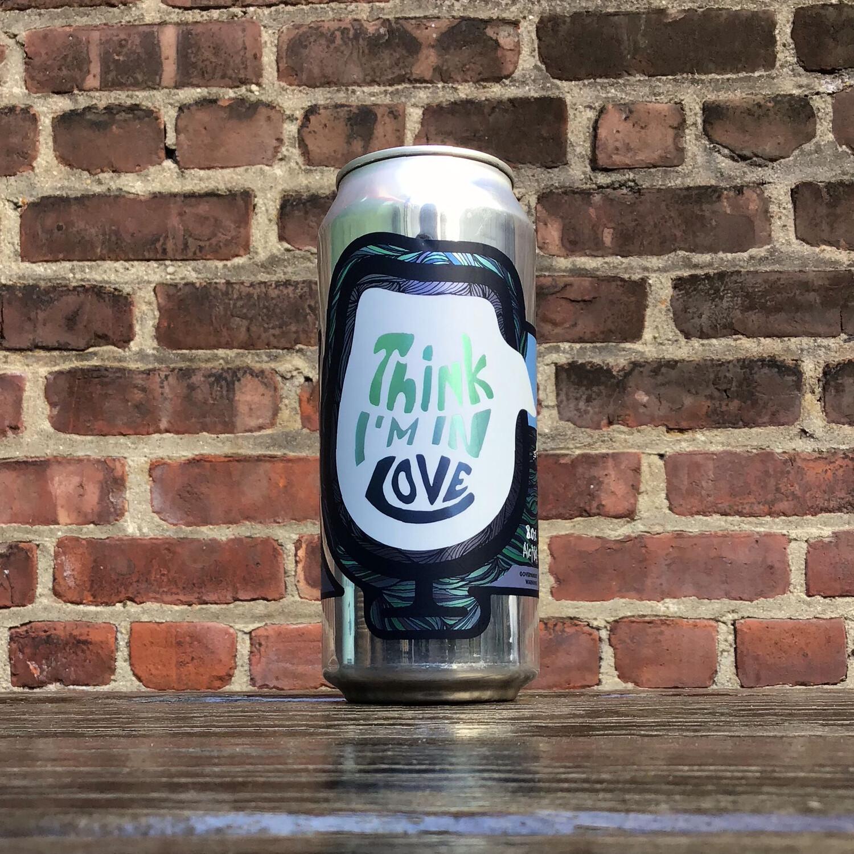 Foam Brewers Think Im In Love