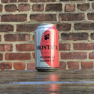 Montauk Watermelon Session Ale