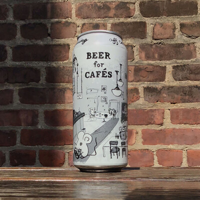 Off Color Beer for Cafes