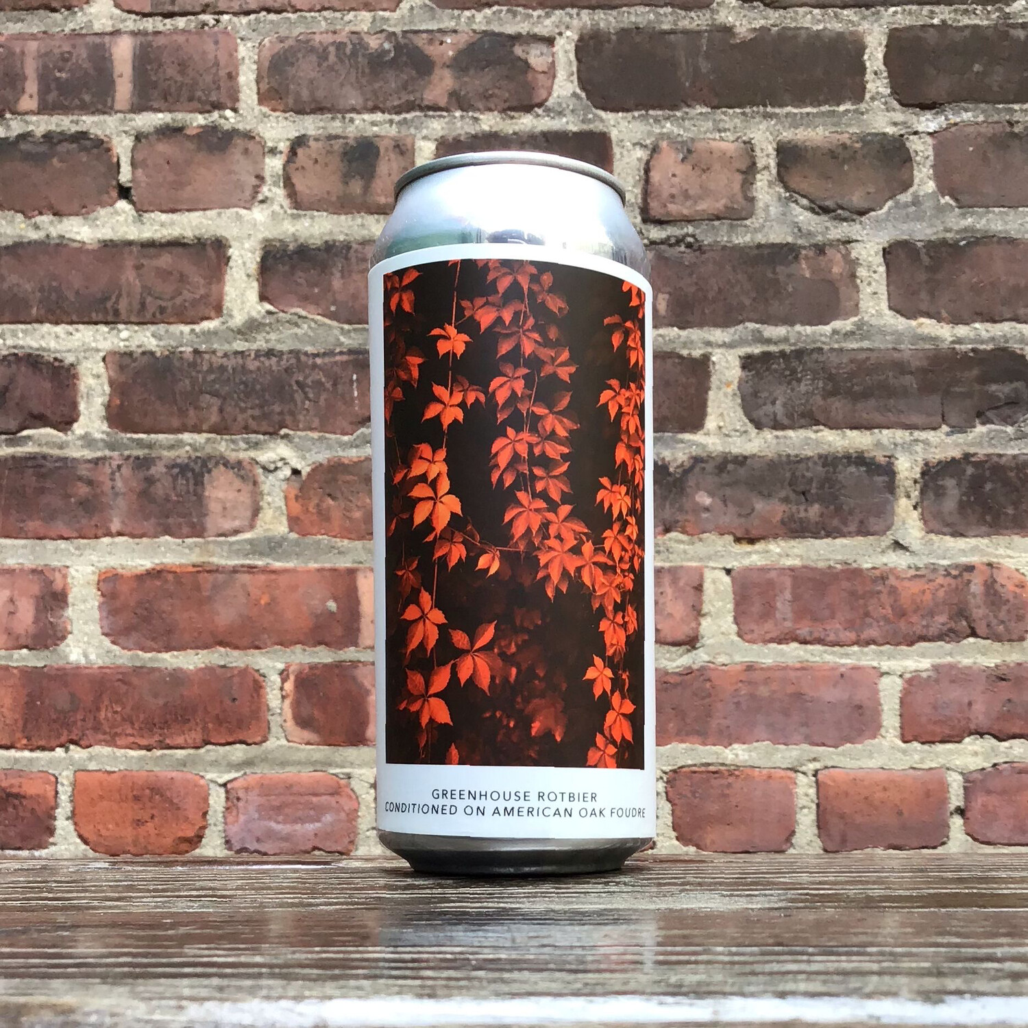 Evil Twin NYC Greenhouse Rotbier
