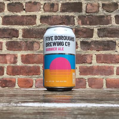 Five Boroughs Summer Ale
