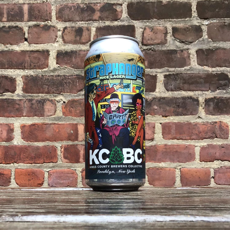 KCBC Straphanger