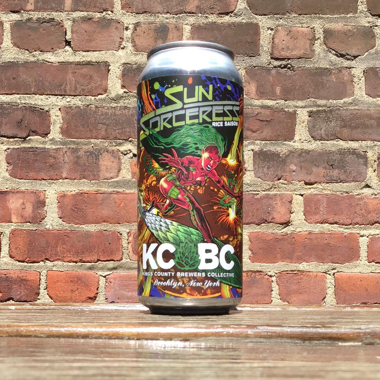 KCBC Sun Sorceress