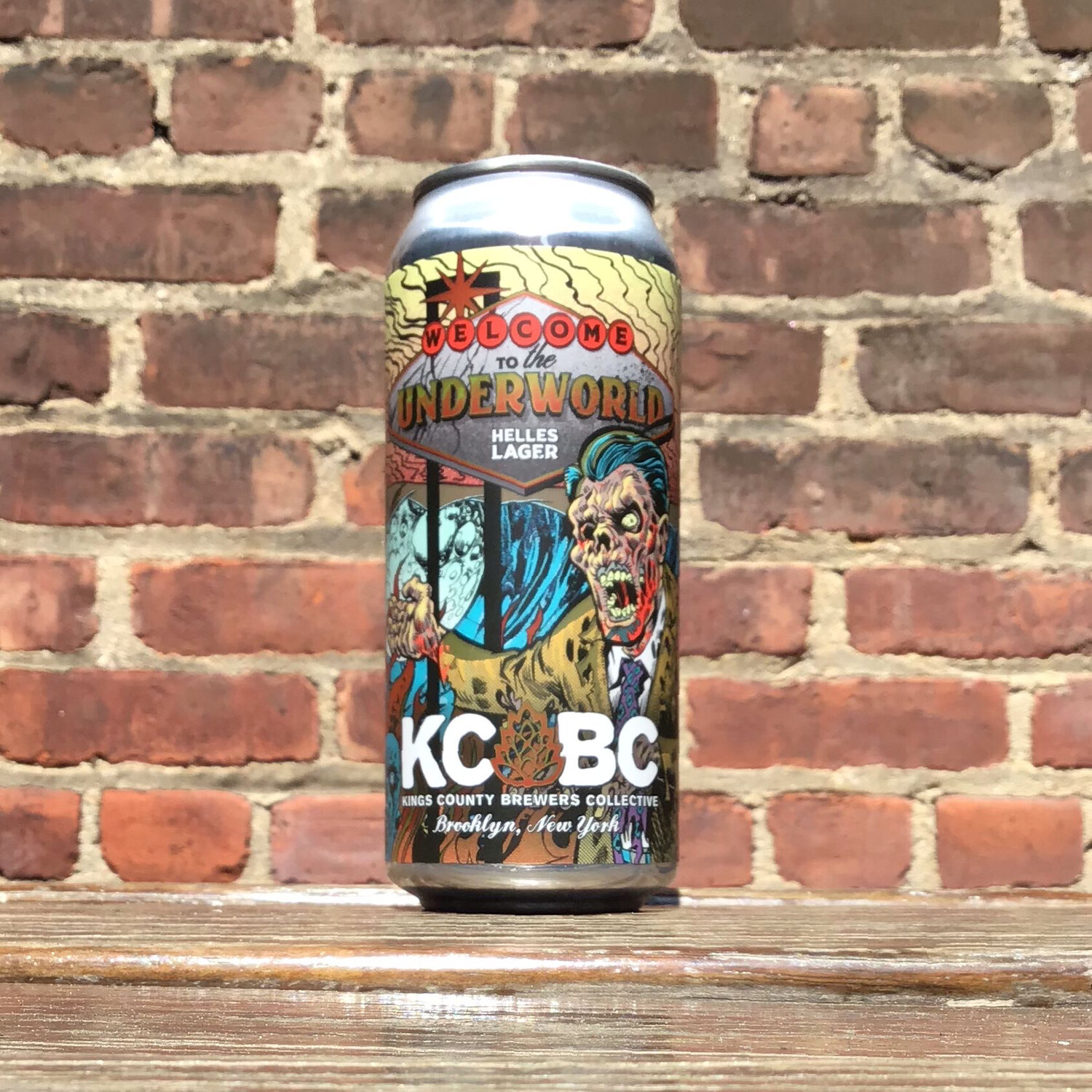 KCBC Welcome to the Underworld